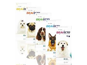 Bravecto - one tablet kills fleas and ticks for 3 months