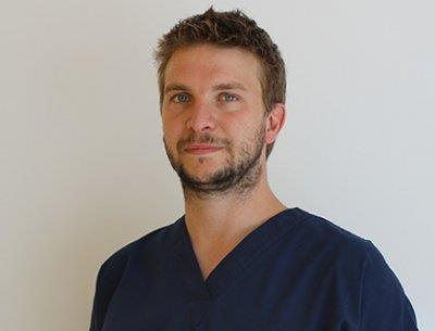 Olivier Broux, EBVS® European Specialist in Small Animal Surgery, ECVS specialist